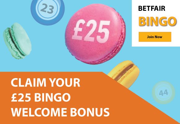 Betfair Bingo Review